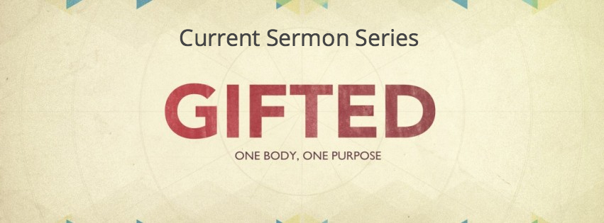 Gifted:Saved to Serve